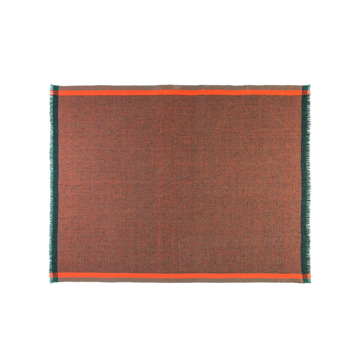 Thinking Wolldecke, 140 × 180 cm