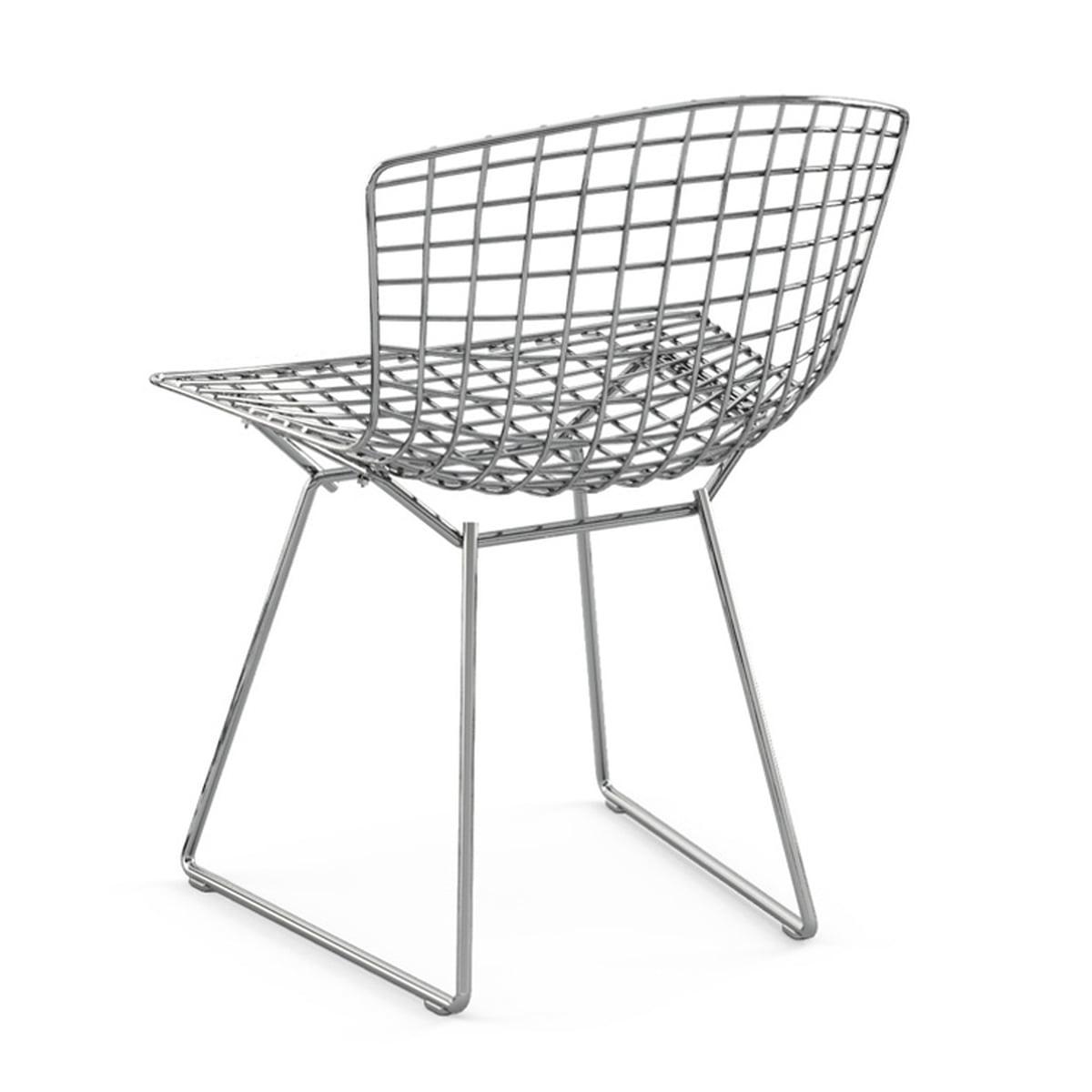 Bertoia draht stuhl von knoll im wohndesign shop for Design stuhl draht