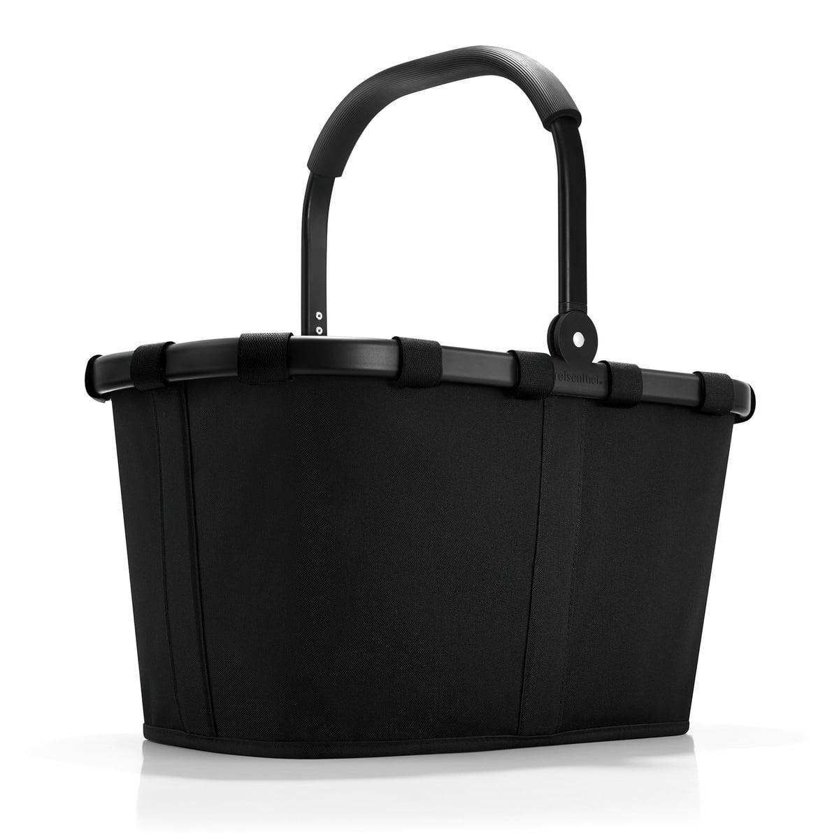 reisenthel - carrybag frame, schwarz / schwarz