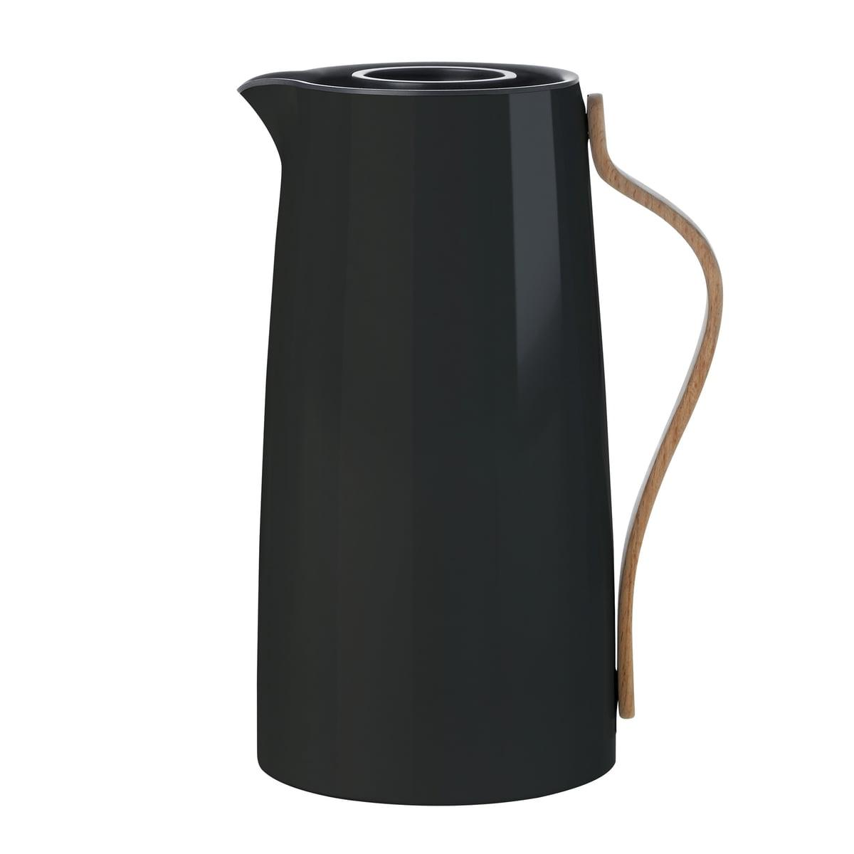 stelton emma kaffee isolierkanne im shop. Black Bedroom Furniture Sets. Home Design Ideas