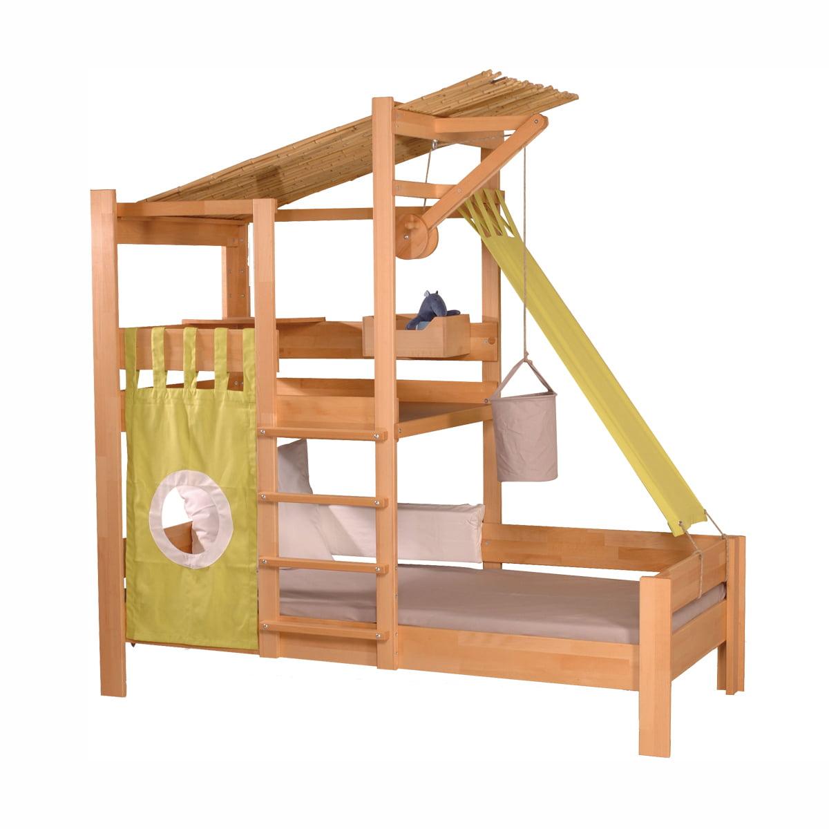 zubeh r f r baumhaus bett von de breuyn. Black Bedroom Furniture Sets. Home Design Ideas
