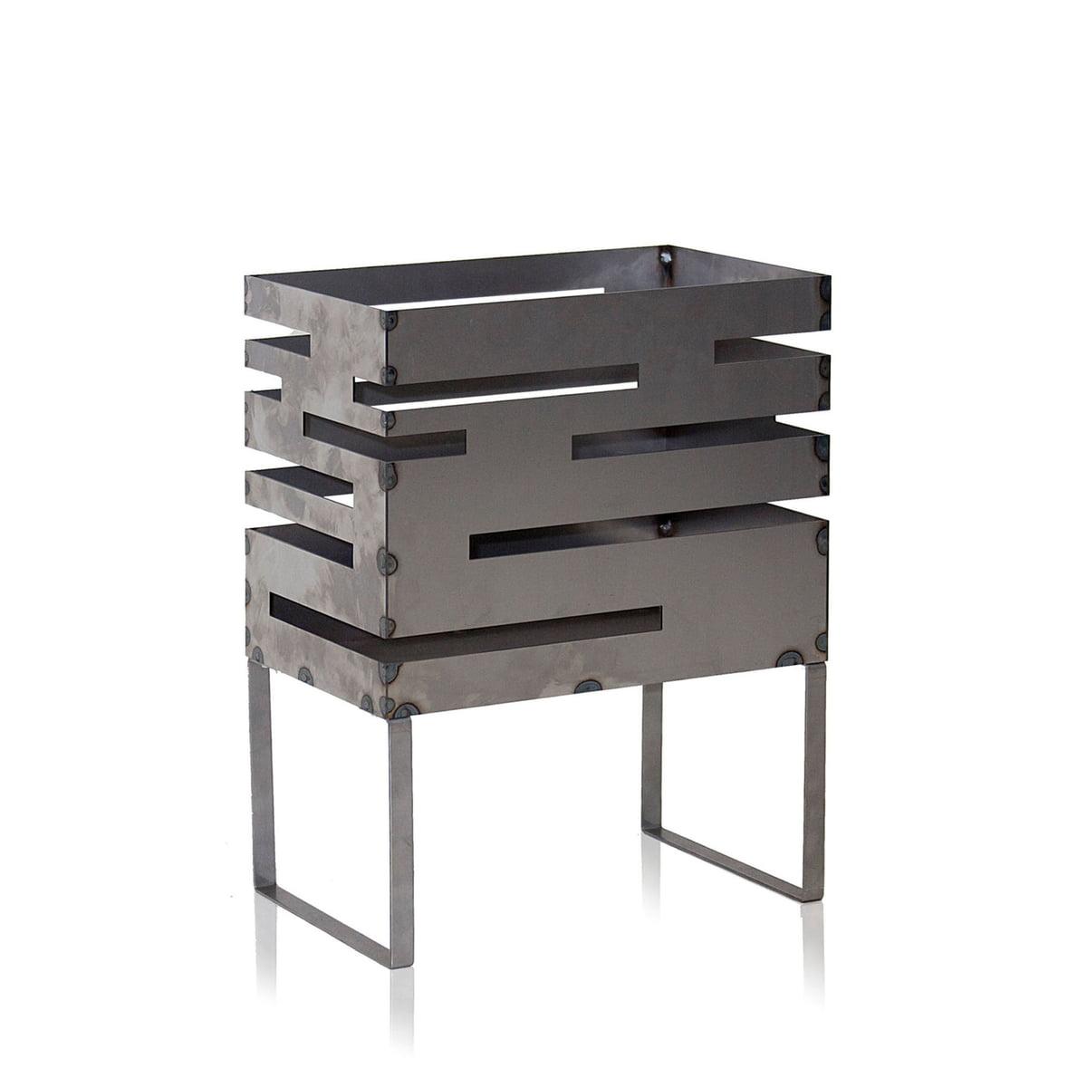 urban feuerkorb von r shults im shop. Black Bedroom Furniture Sets. Home Design Ideas