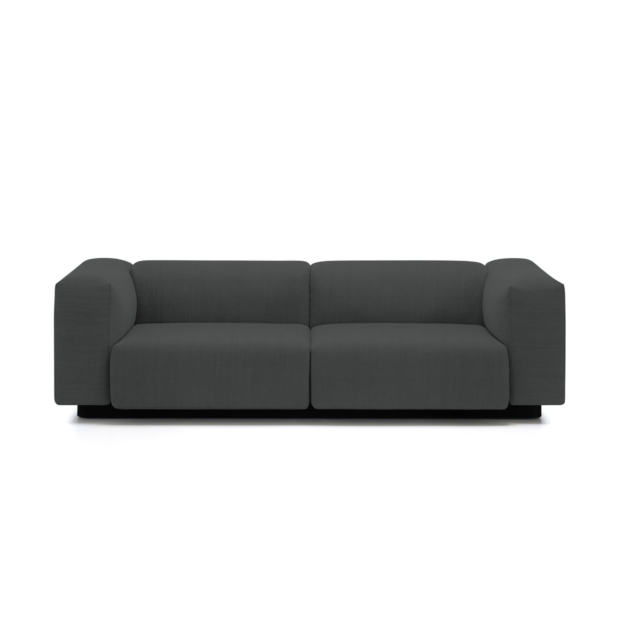 soft modular sofa 2 sitzer von vitra connox. Black Bedroom Furniture Sets. Home Design Ideas