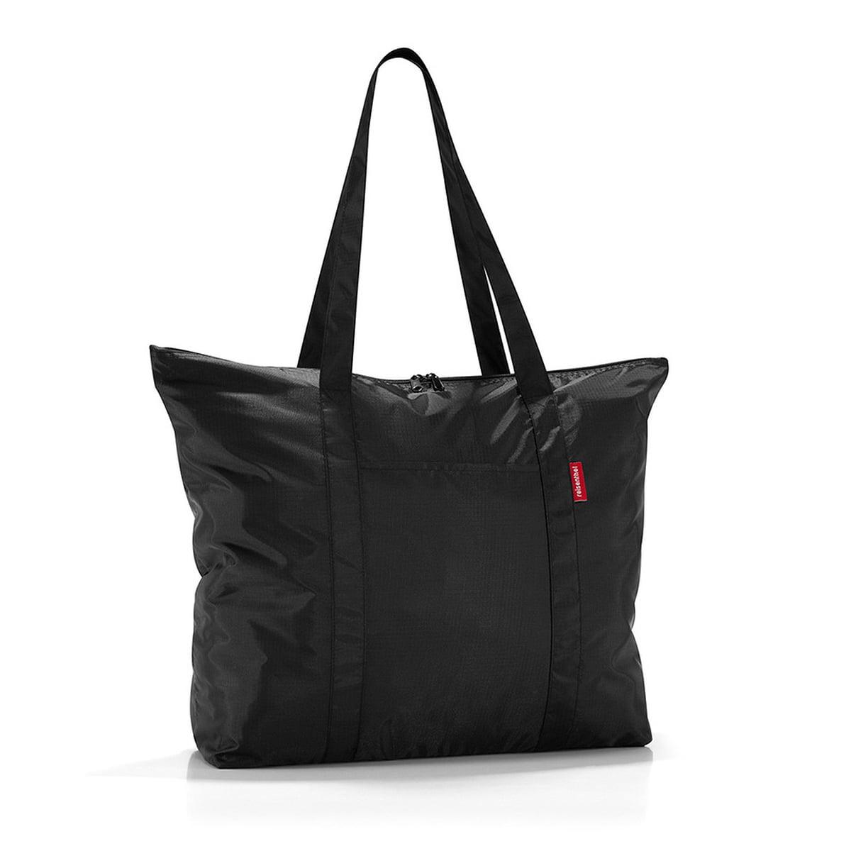 reisenthel - mini maxi travelshopper, black