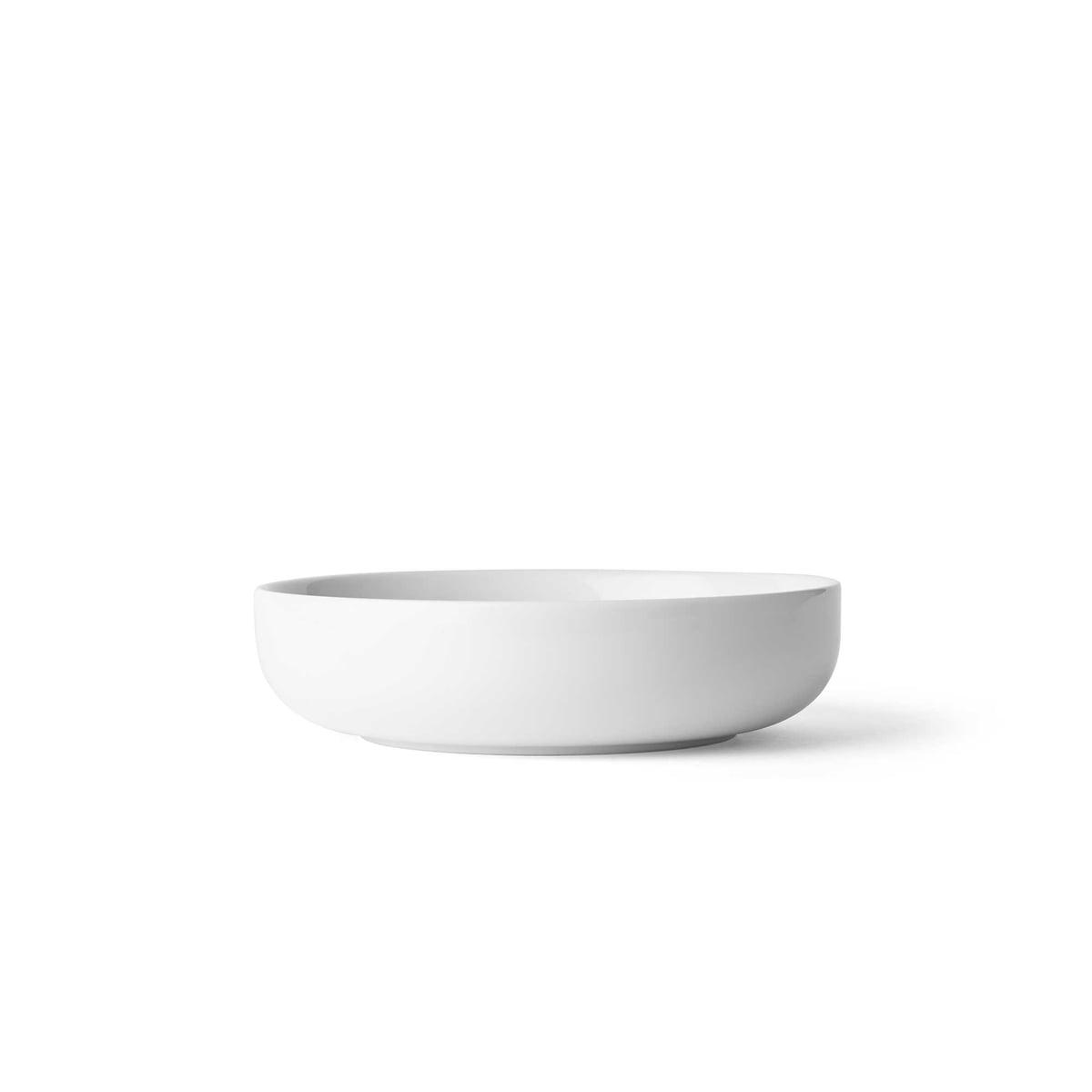 Menu - New Norm Schale Ø 13,5 cm, low, weiß