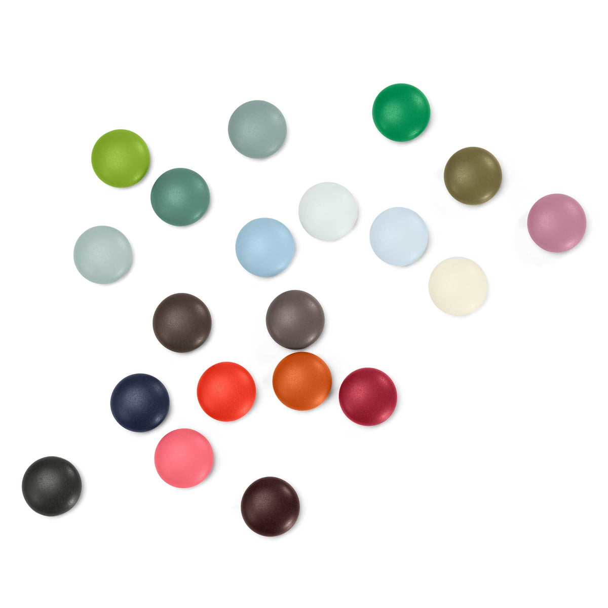 magnet dots von vitra im shop kaufen. Black Bedroom Furniture Sets. Home Design Ideas