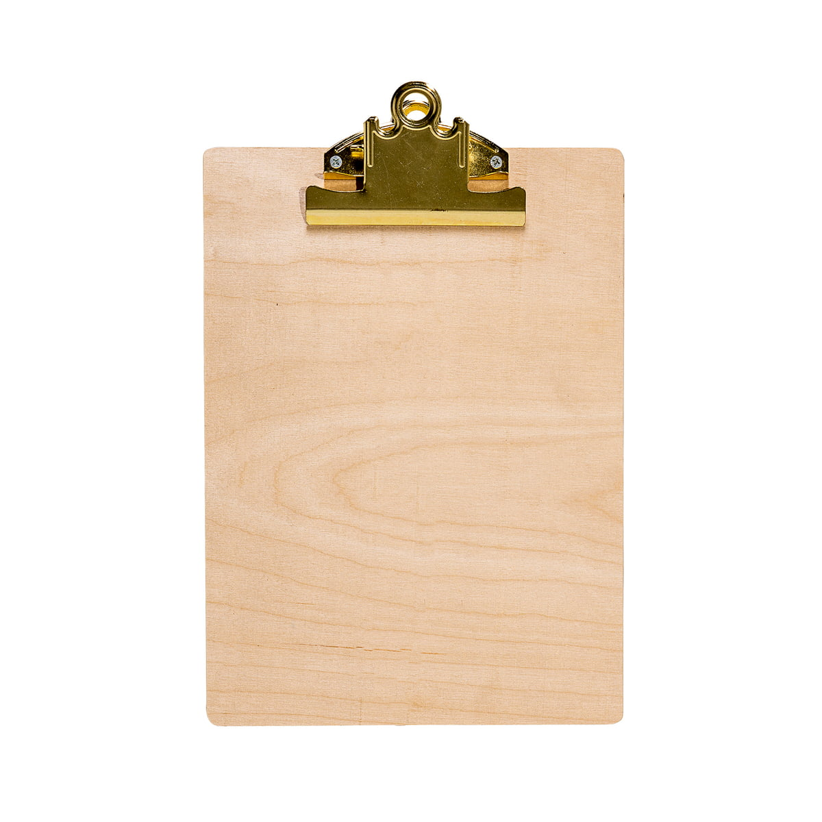 Bloomingville - Clipboard, gold