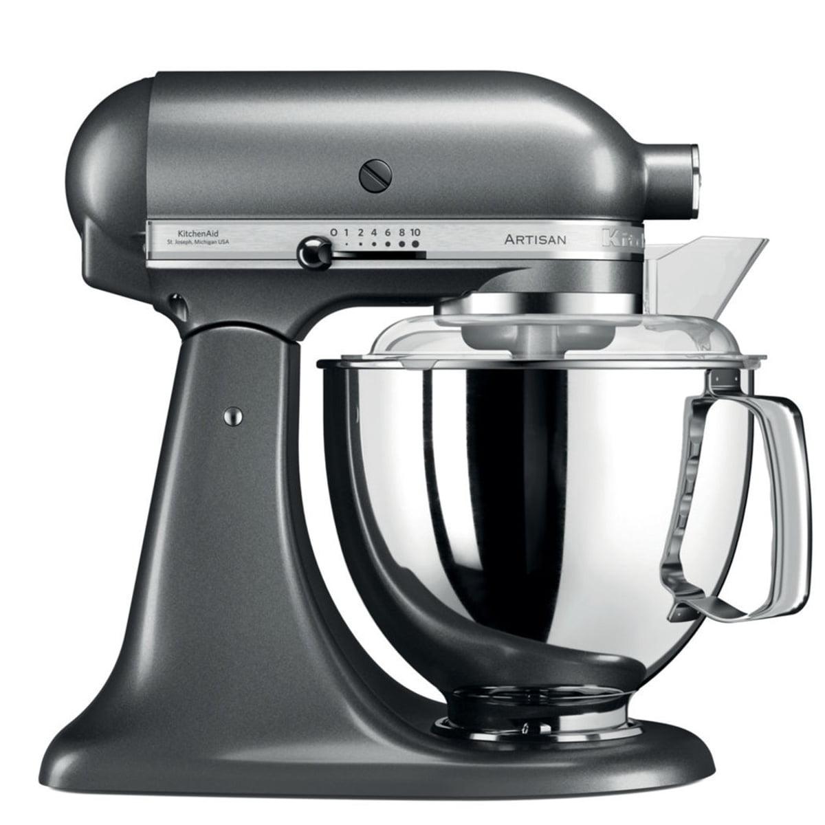 KitchenAid - Artisan Küchenmaschine 4.8 l, medallion silber | Küche und Esszimmer > Küchengeräte > Rührgeräte und Mixer | Kitchen Aid