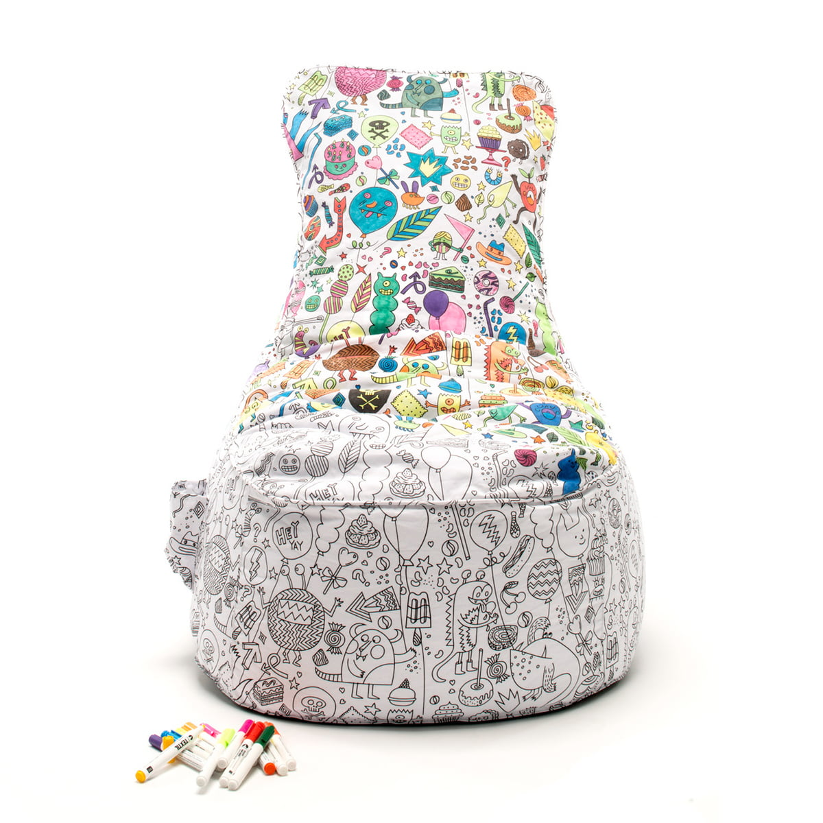 paint me sitzsack von sitting bull kaufen. Black Bedroom Furniture Sets. Home Design Ideas