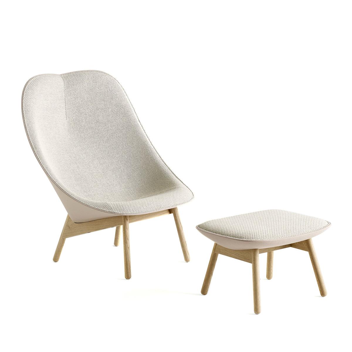 uchiwa sessel von hay connox shop. Black Bedroom Furniture Sets. Home Design Ideas
