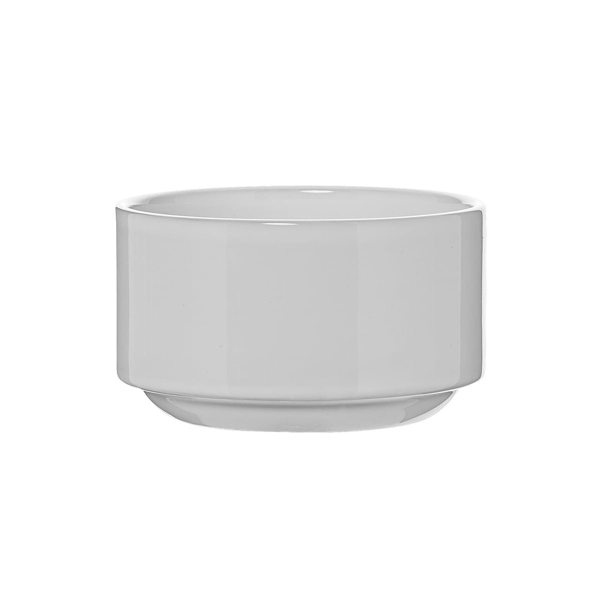 Bloomingville - Blumentopf Ø 13,5 cm, weiß