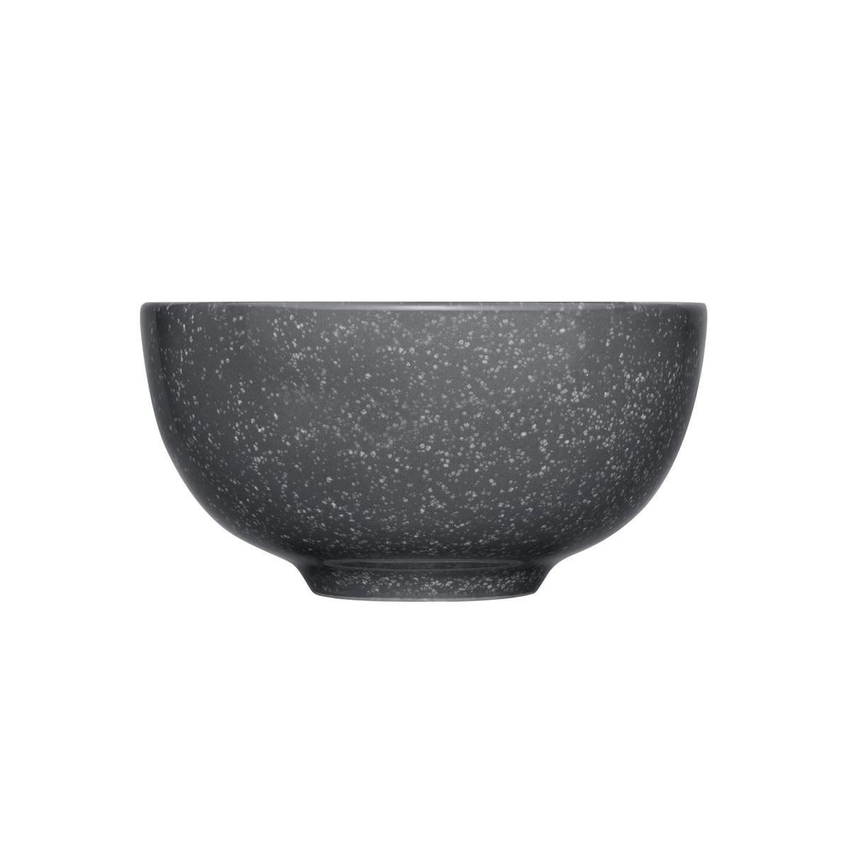 Iittala - Teema Tiimi Reisschale, 0,33 l, gesprenkelt grau   Küche und Esszimmer > Besteck und Geschirr > Geschirr   Iittala