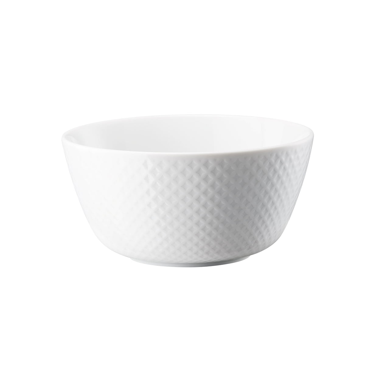Rosenthal - Junto Müslischale, 14 cm / weiß