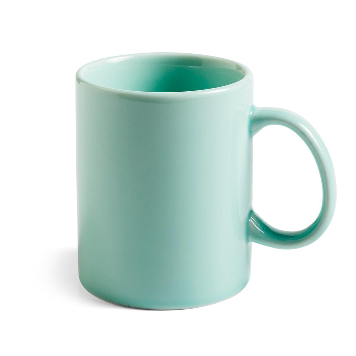 HAY - Rainbow Tasse, mintgrün