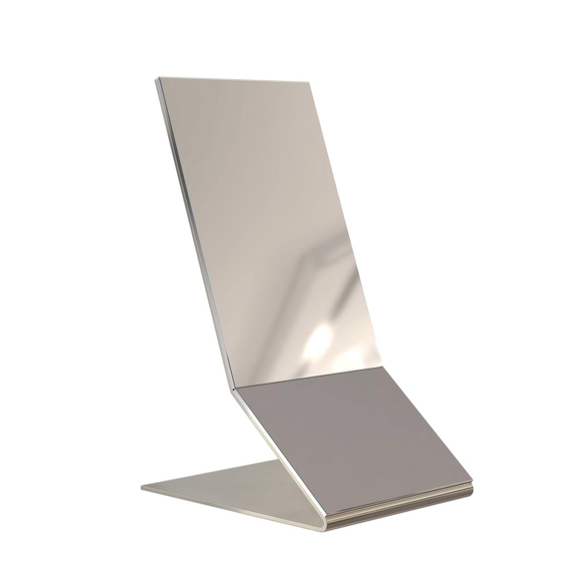 Frost - Unu Tischspiegel, Gold   Flur & Diele > Spiegel > Standspiegel   Frost