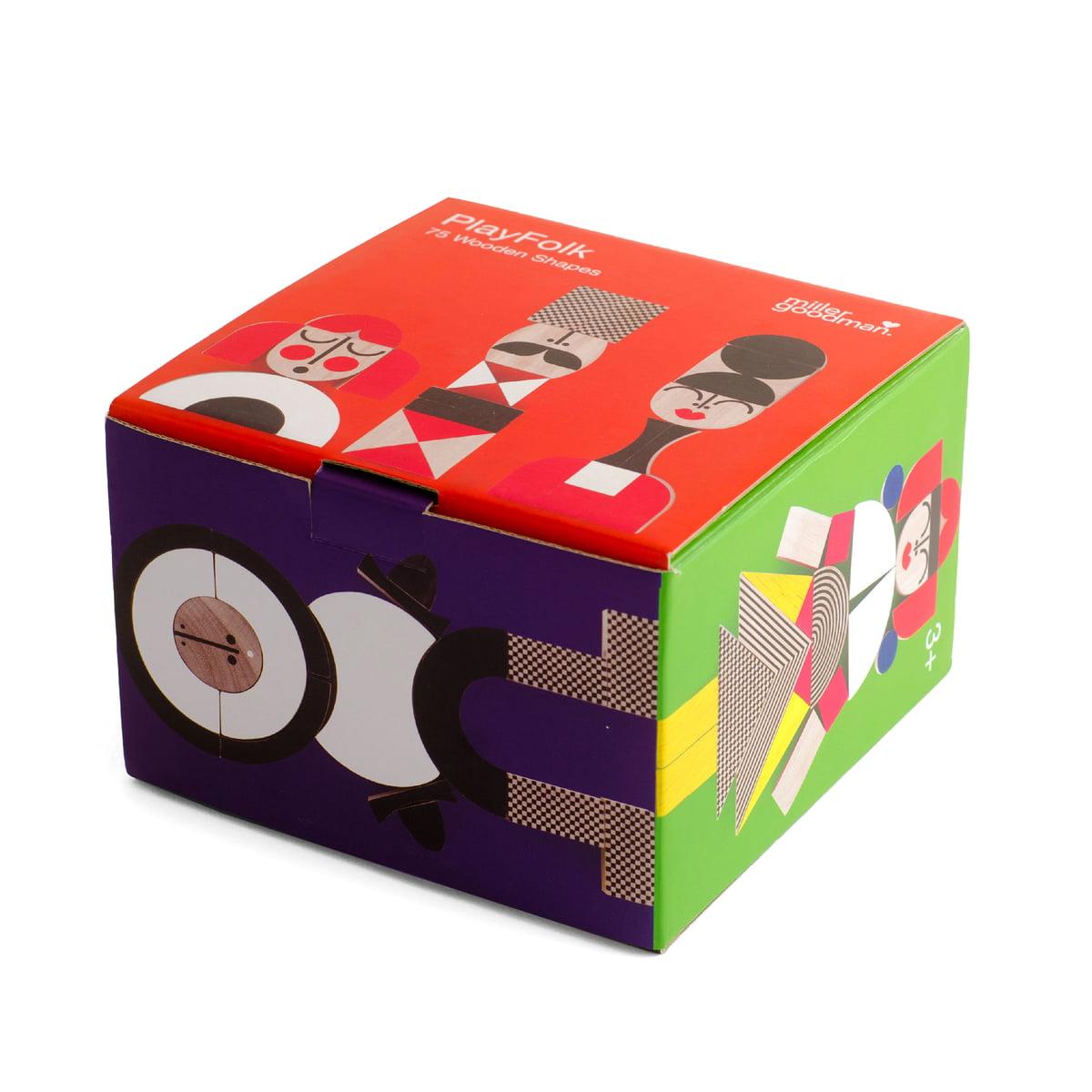 Miller Goodman - PlayFolk Holzspielzeug | Kinderzimmer > Spielzeuge > Holzspielzeuge | Miller Goodman