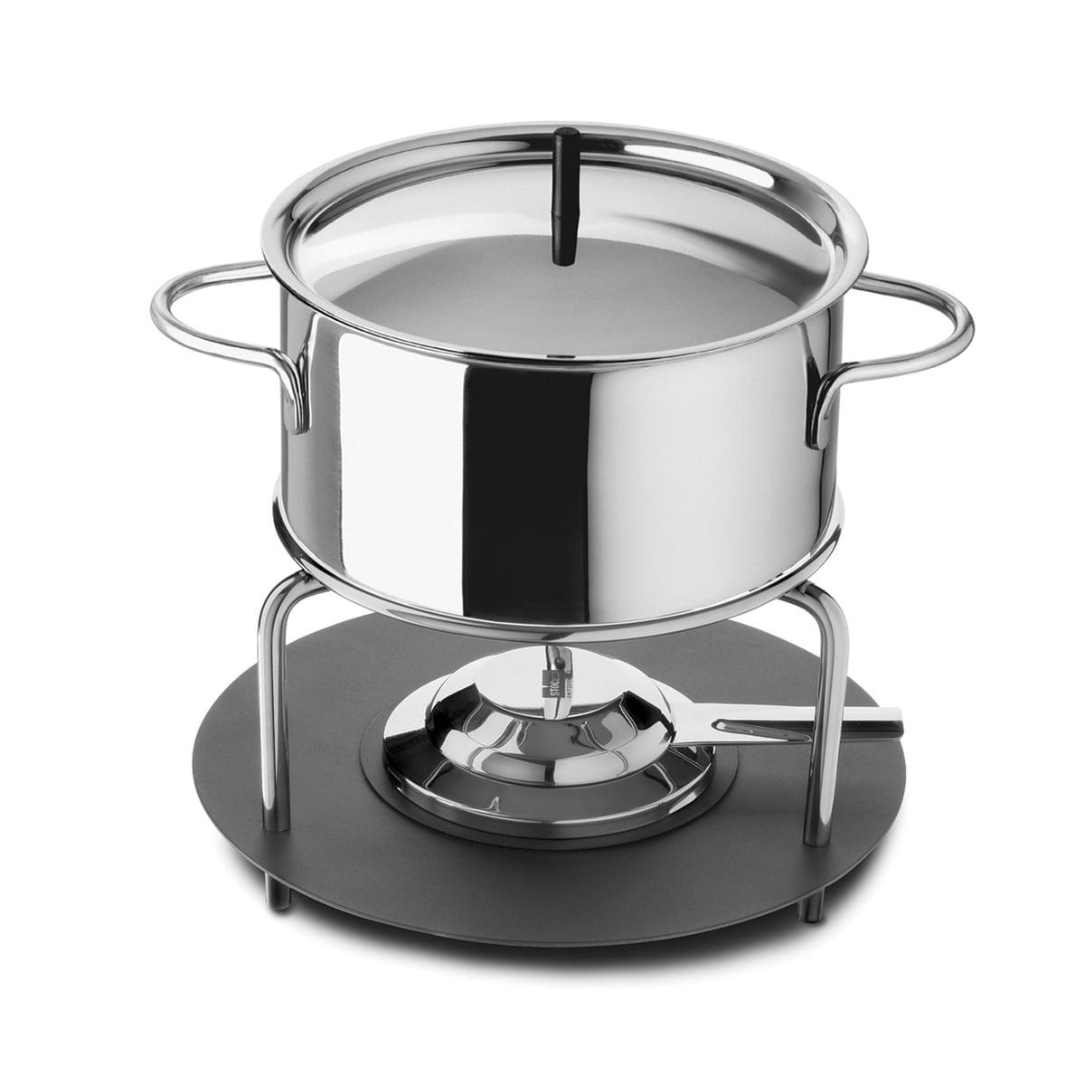 Stöckli - Aragon Fonduegarnitur, Ø 16 cm | Küche und Esszimmer > Küchengeräte | Stöckli