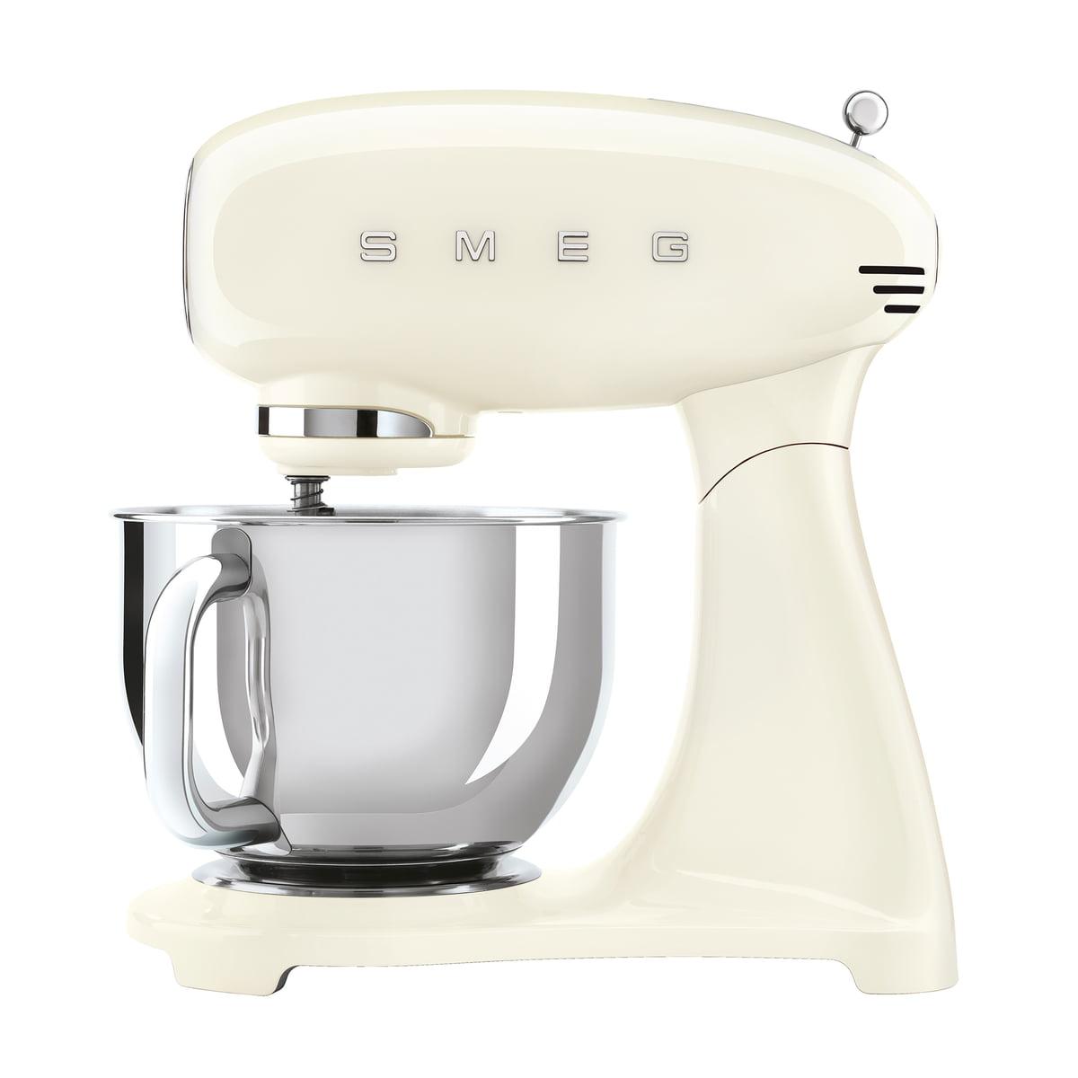 SMEG - Küchenmaschine SMF03, creme