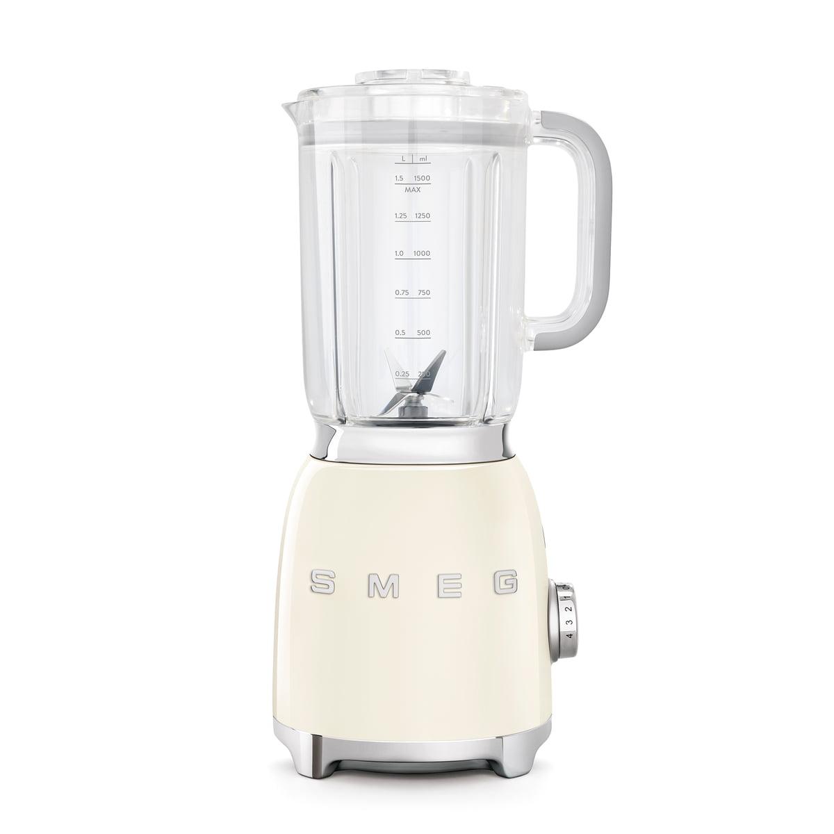 SMEG - Standmixer 1,5 l (BLF01), creme