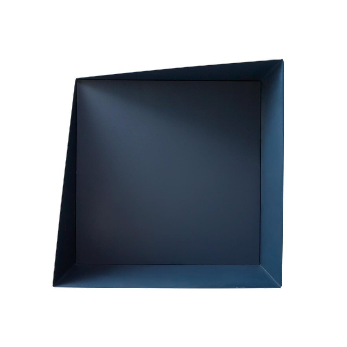 Please wait to be seated - Wall Box Regalsystem, navy blue | Wohnzimmer > Regale > Regalsysteme | Please wait to be seated
