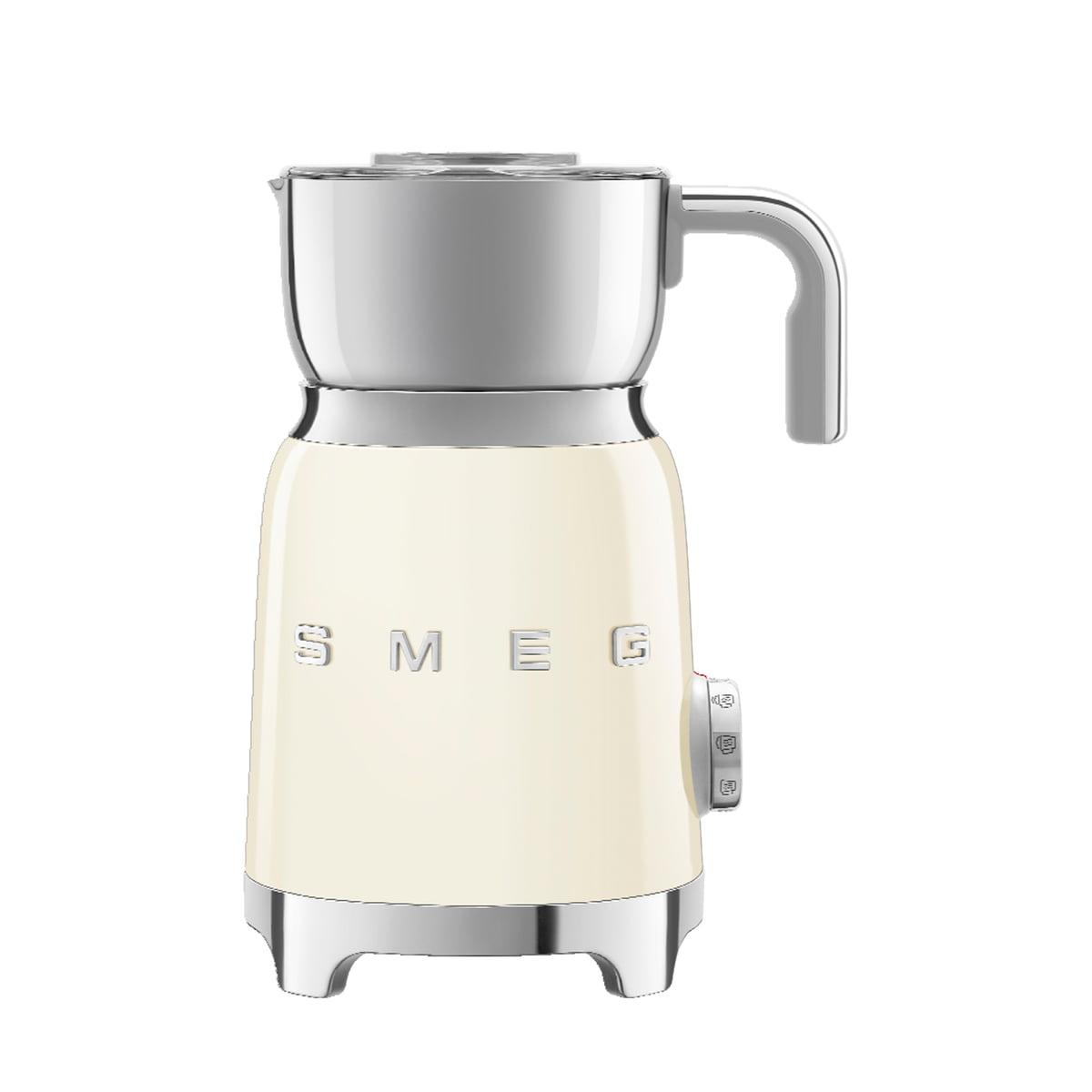 SMEG - Milchaufschäumer MFF01, creme