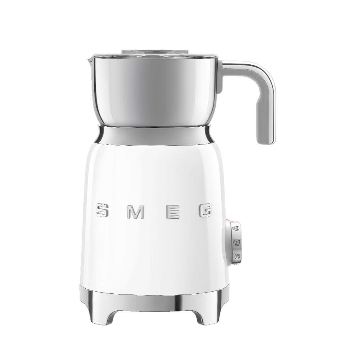 SMEG - Milchaufschäumer MFF01, weiß