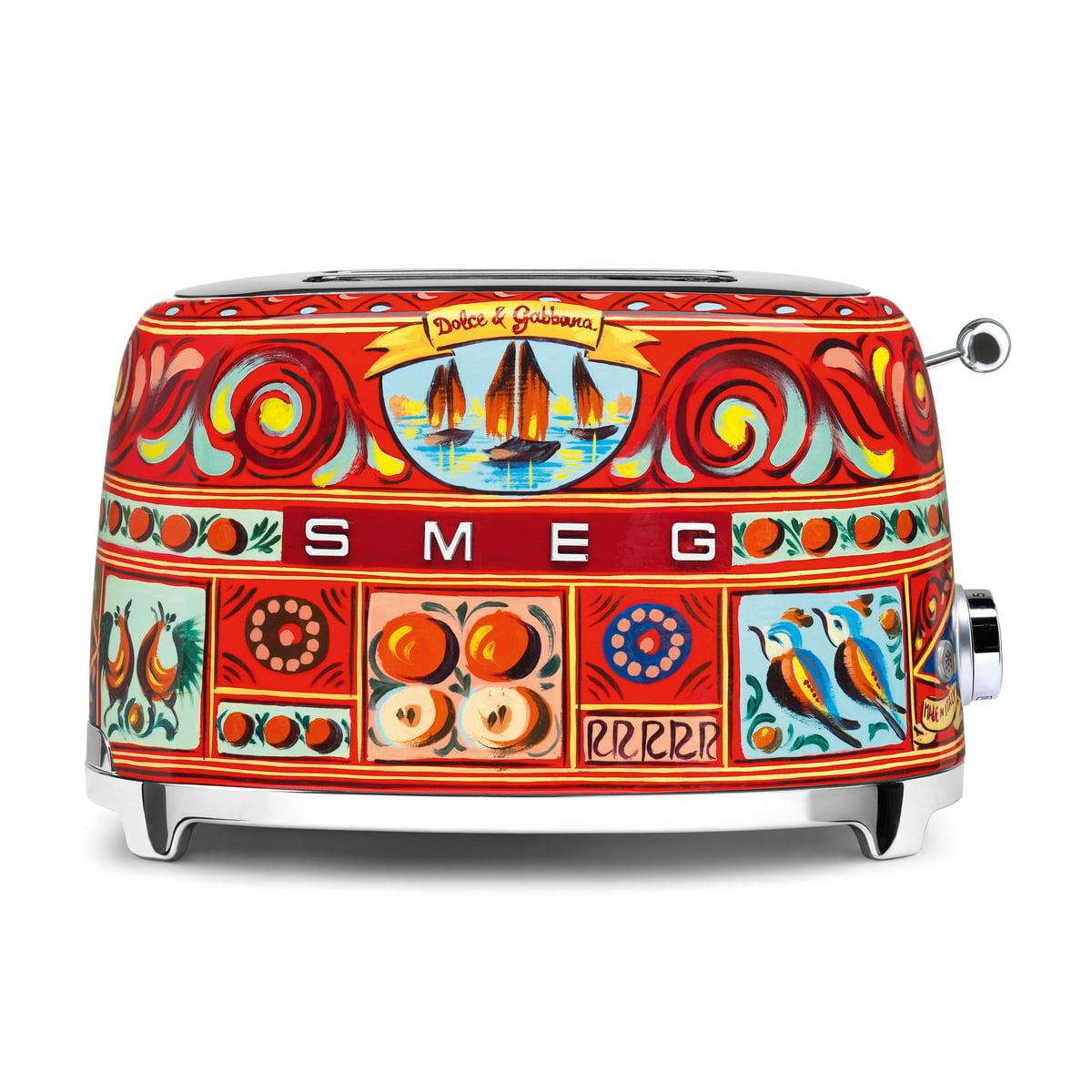 SMEG - 2-Scheiben ToasterTSF01, Dolce & Gabbana