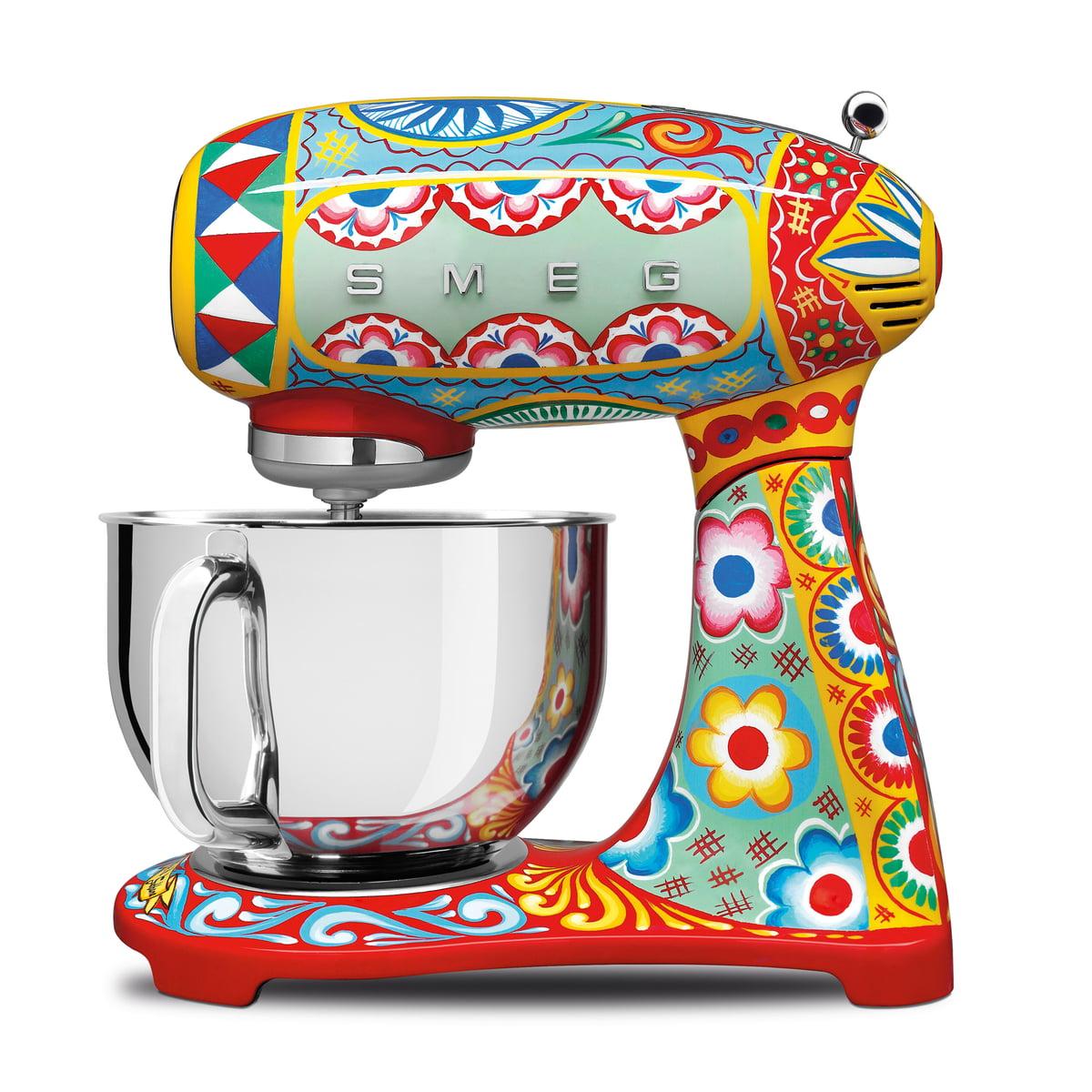 SMEG - Küchenmaschine SMF03, Dolce & Gabbana