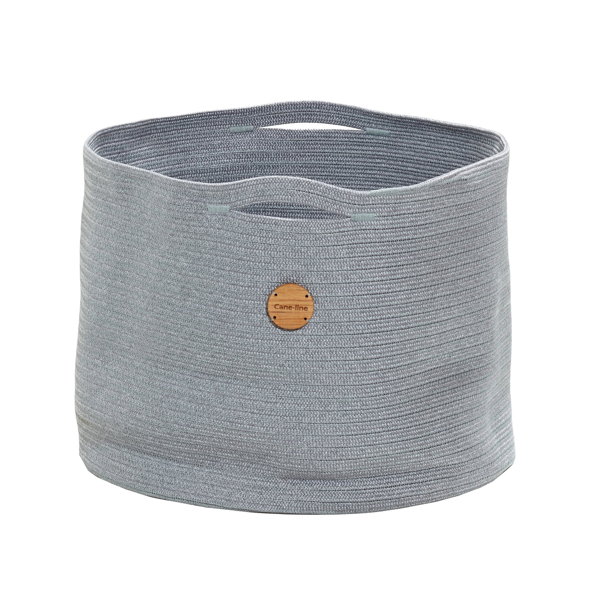Cane-line - Soft Aufbewahrungskorb Ø 50 cm, hellgrau