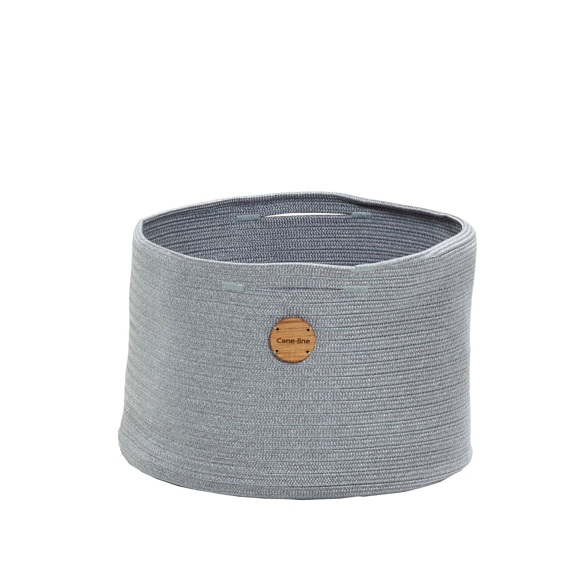 Cane-line - Soft Aufbewahrungskorb Ø 40 cm, hellgrau