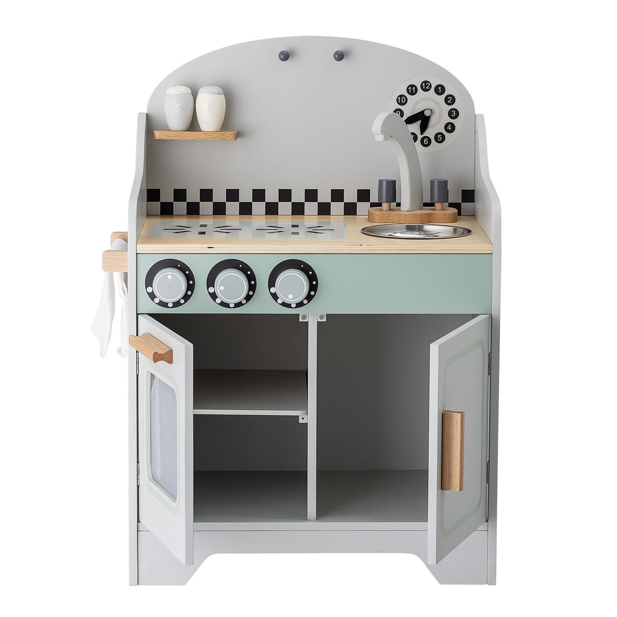 Bloomingville - Kinder Spielküche, grau