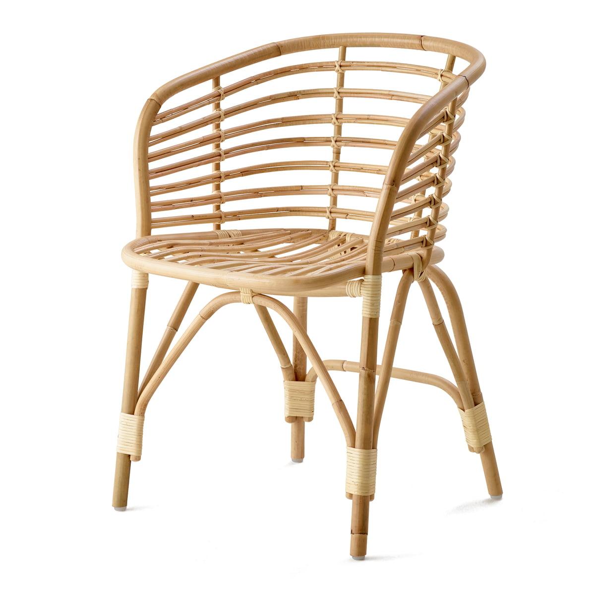 Cane-line - Blend Sessel Indoor, natur