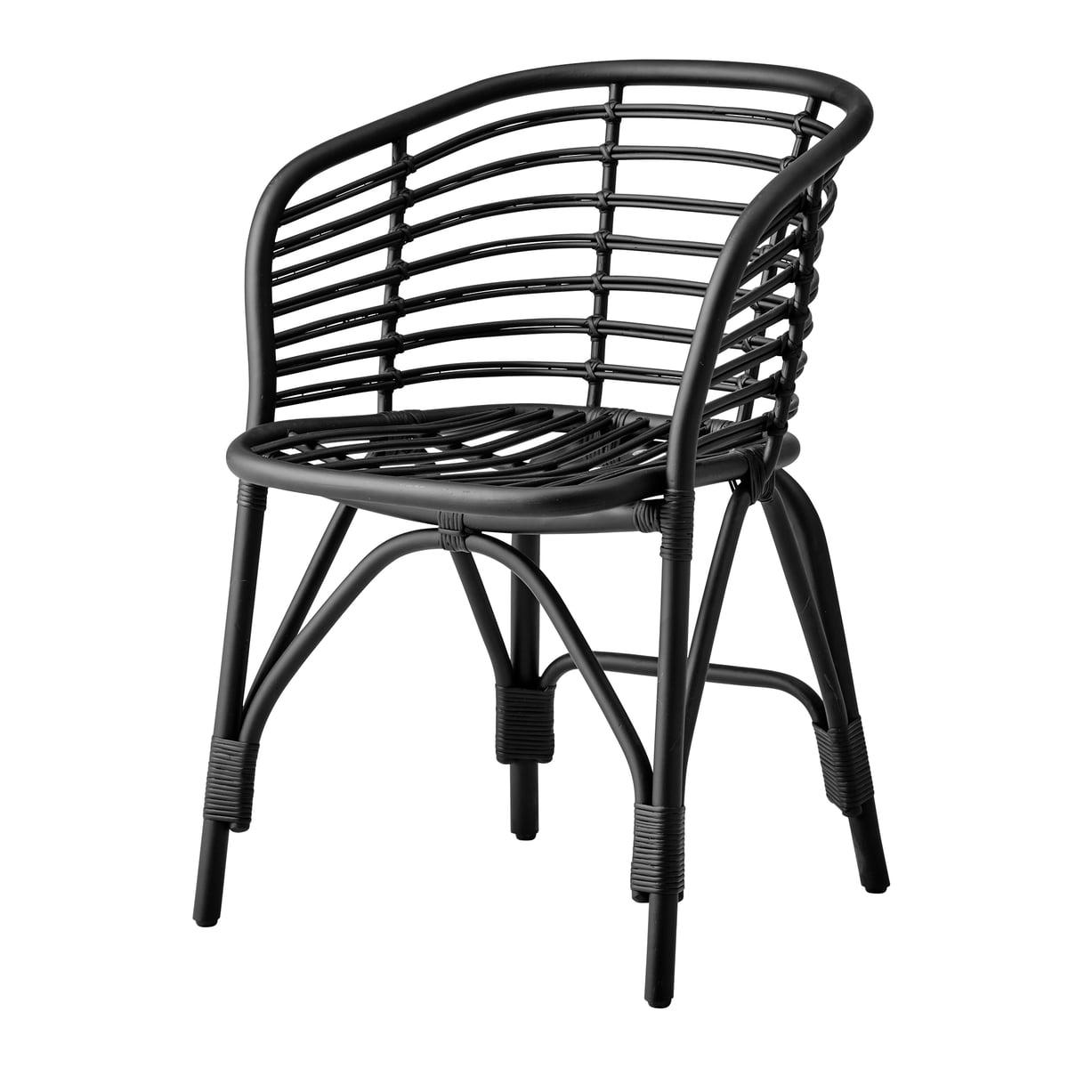 Cane-line - Blend Sessel Indoor, schwarz