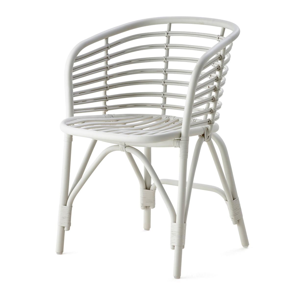 Cane-line - Blend Sessel Indoor, weiß