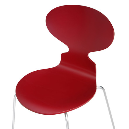 Fritz Hansen - The Ant Chair, rot