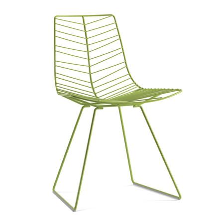Leaf Stuhl, grün