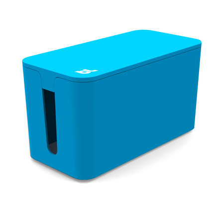 Bluelounge Cable-Box Mini - blau