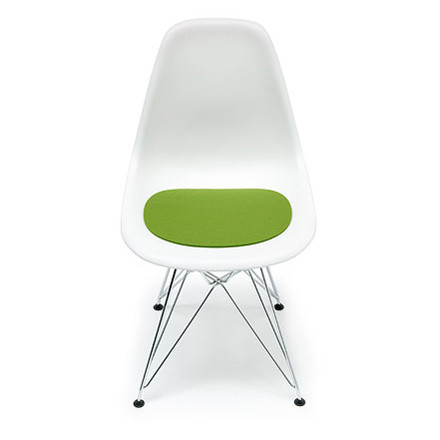 Hey Sign Filz-Auflage Eames Plastic Side Chair