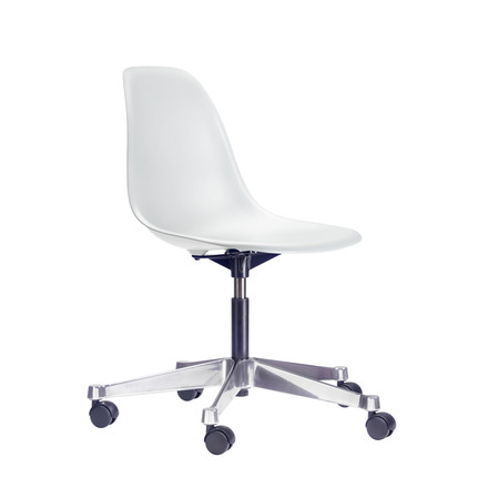 Vitra - Eames Plastic Side Chair PSCC, weiß