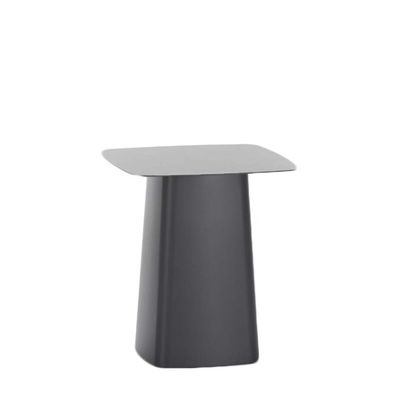 Vitra - Metal Side Table Outdoor, klein, schwarz, Einzelabbildung