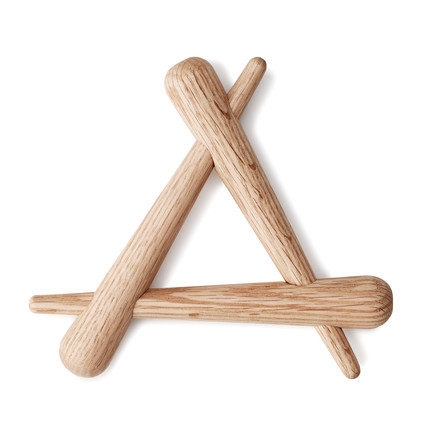 Normann Copenhagen - Timber Untersetzer