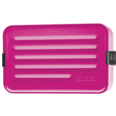 Aluminium Box Brotdose Maxi in metallic purple von SIGG