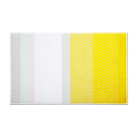 Hay - Bath Mat, atumn yellow