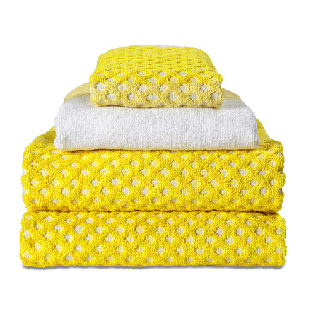 Hay - Guest Towel, Waschlappen, autumn yellow