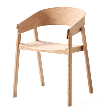 Muuto - Cover Chair, Eiche