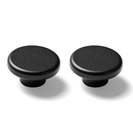 Menu - Knobs, schwarz - 2er-Set