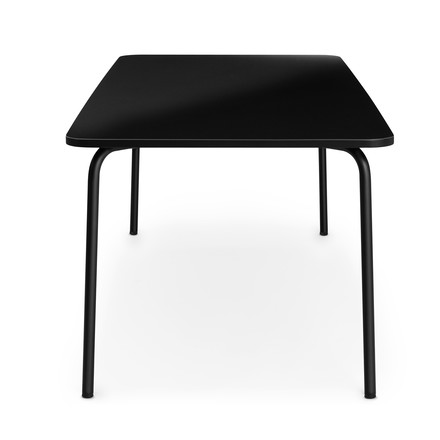 Normann Copenhagen - My Table, klein, schwarz
