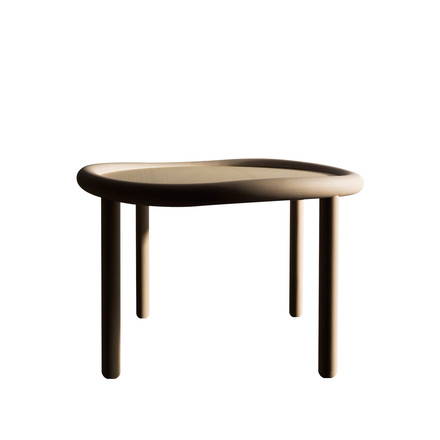 Hay - Serve Table, Tisch, Buche, 51cm