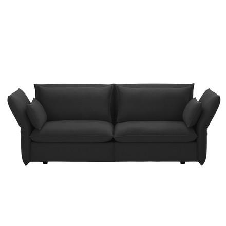 Mariposa Sofa von Vitra in Anthrazit