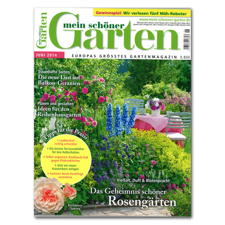 Mein Schöner Garten Zeitschrift | Jamgo.Co
